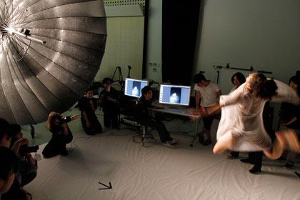 イベント ブロン社専属フォトグラファーNadiaによるライティングセミナー 2012.6.1-2