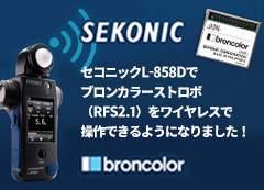 top right sekonic